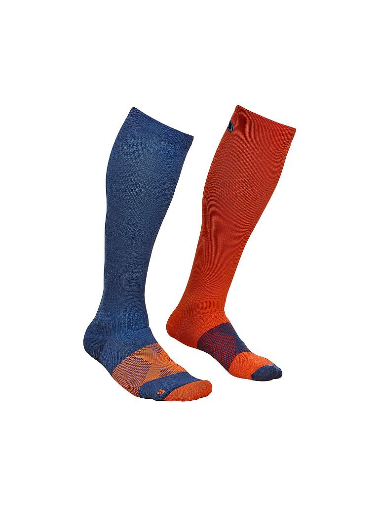 ORTOVOX | Herren Tourensocken Tour Compression | bunt