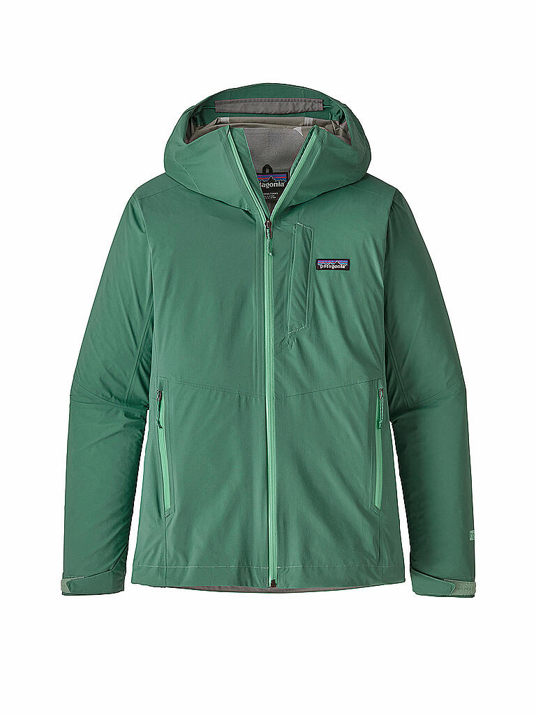 PATAGONIA | Damen Outdoorjacke Stretch Rainshadow Jacket | grün