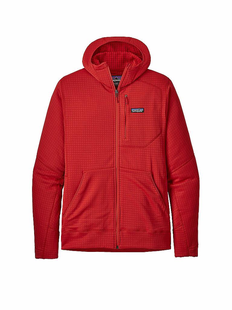 online store 26adf 48fc3 Herren Fleecejacke R1® Fleece Full-Zip Hoody