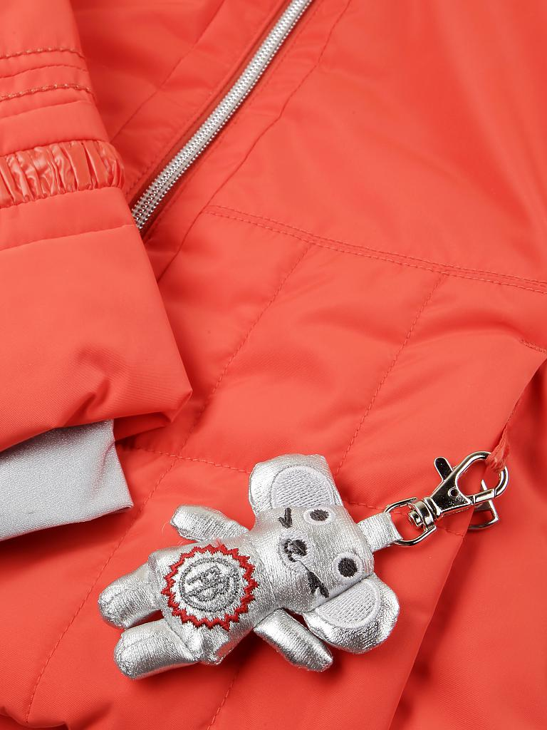 poivre blanc m dchen skijacke girl 3 7 jahre orange 10j. Black Bedroom Furniture Sets. Home Design Ideas