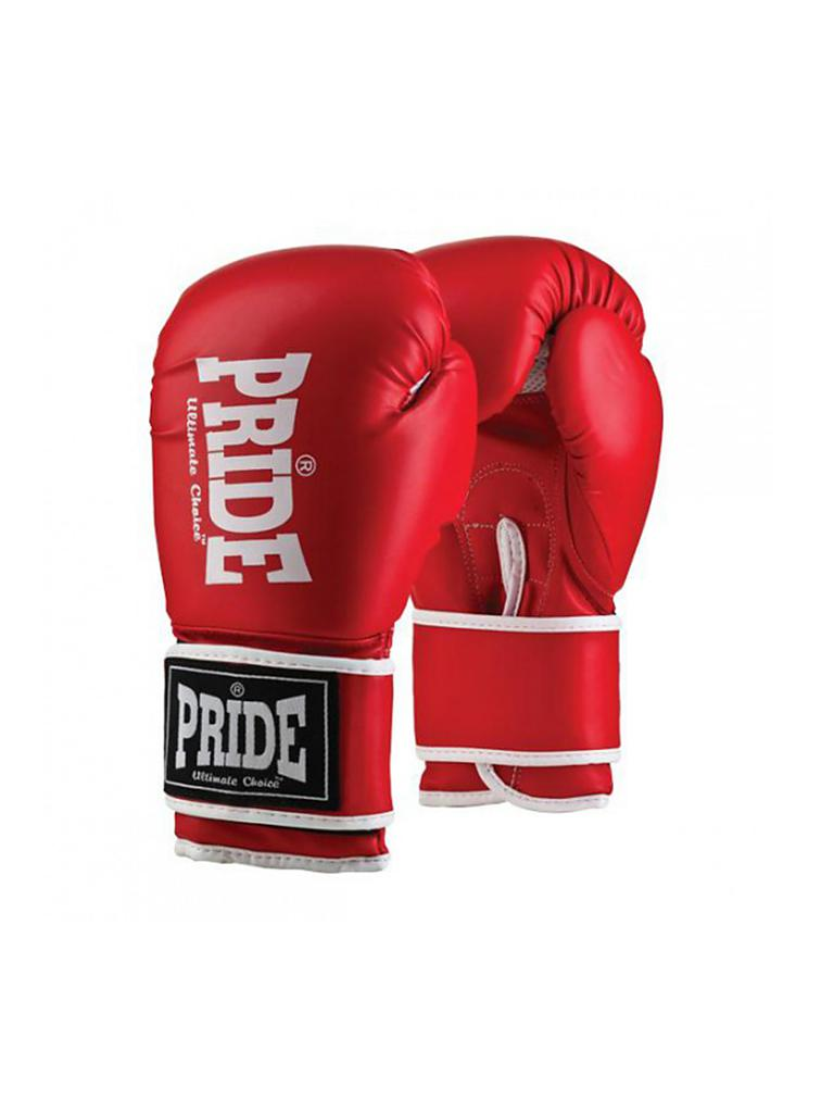 PRIDE | Boxhandschuhe | rot