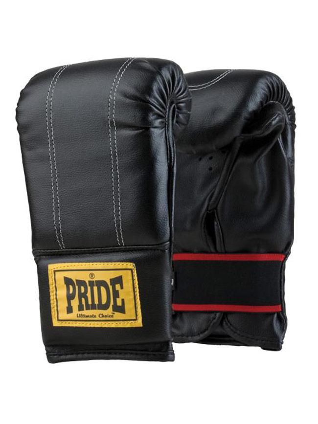 pride boxsack handschuhe schwarz s. Black Bedroom Furniture Sets. Home Design Ideas