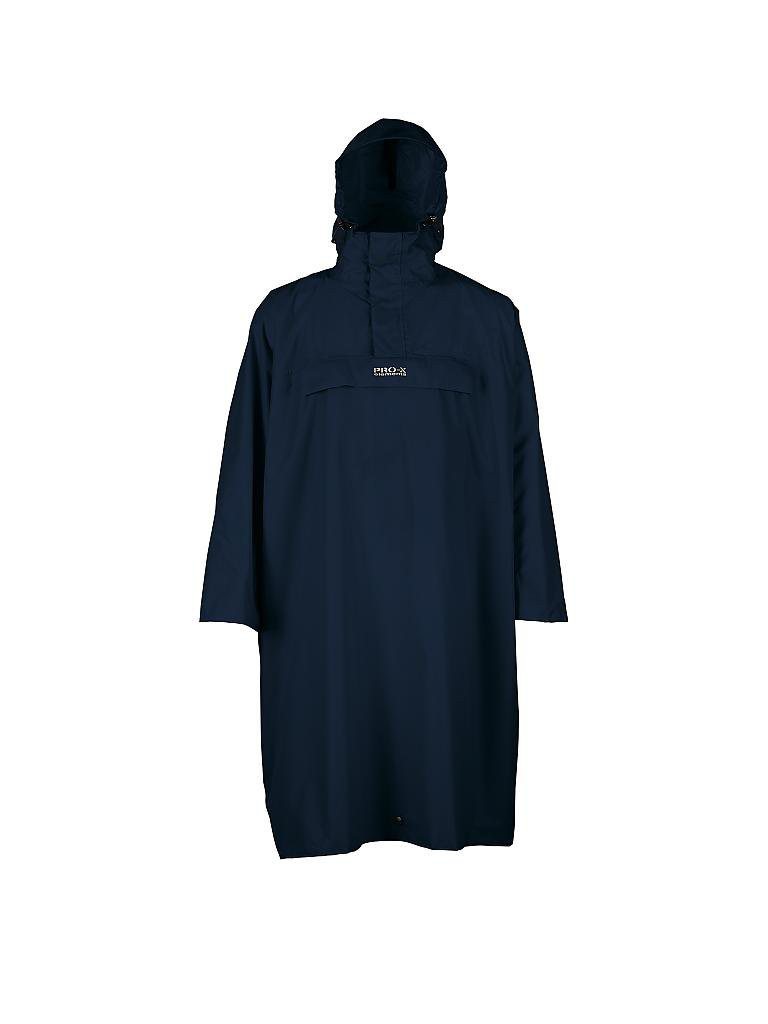 PRO-X ELEMENTS | Erwachsenen Poncho High Peak | blau