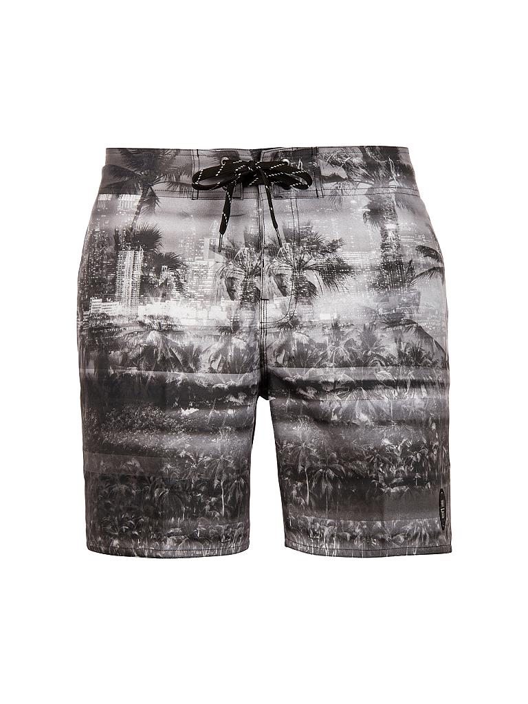 PROTEST | Herren Boardshort Closure | grau