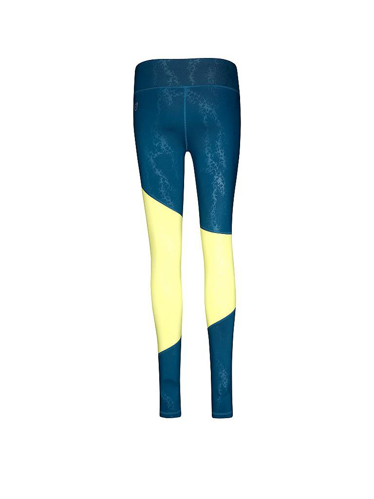 PUMA | Damen Fitness-Leggings | petrol