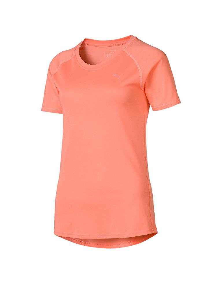 PUMA | Damen Fitness-Shirt A.C.E. Raglan | orange