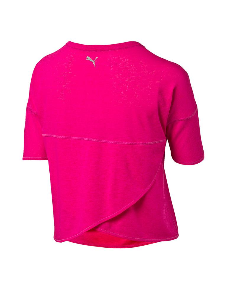 PUMA | Damen Fitness-Shirt The Good Life | pink