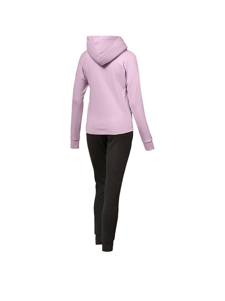 puma damen trainingsanzug classic rosa s. Black Bedroom Furniture Sets. Home Design Ideas