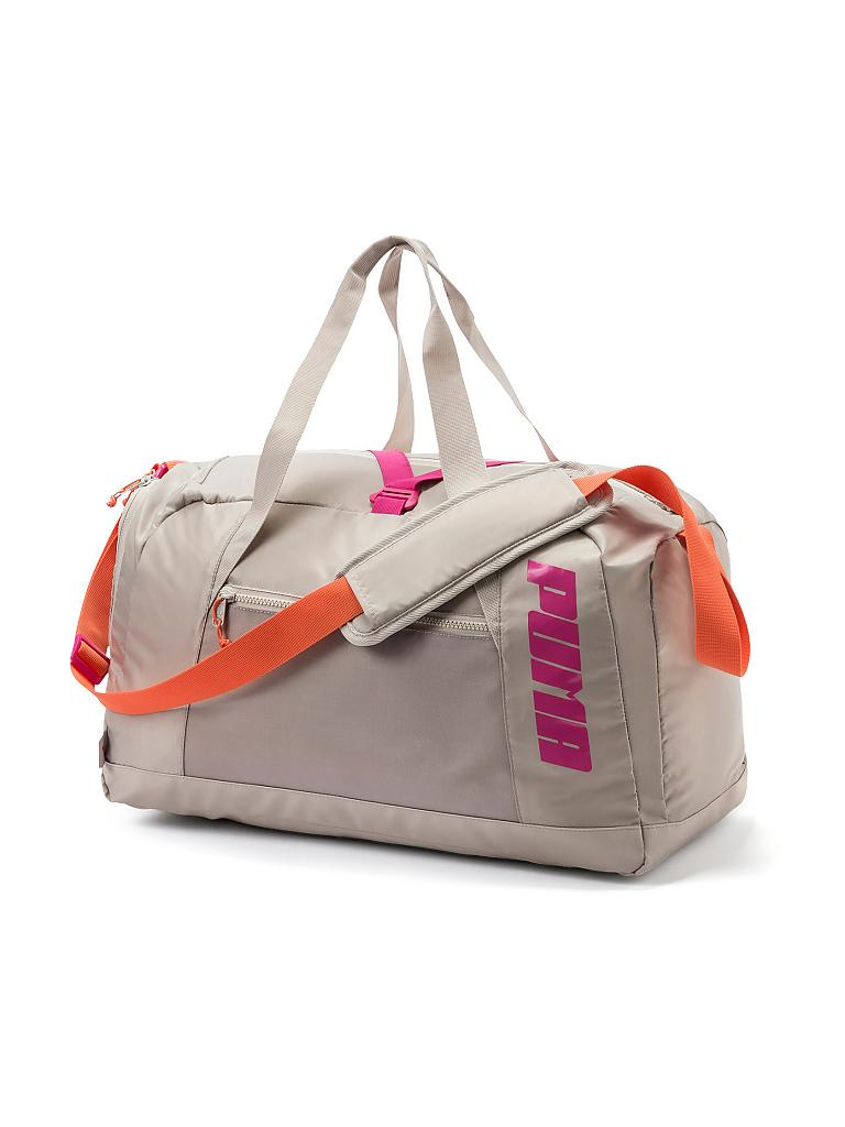 PUMA | Damen Trainingstasche Active | beige