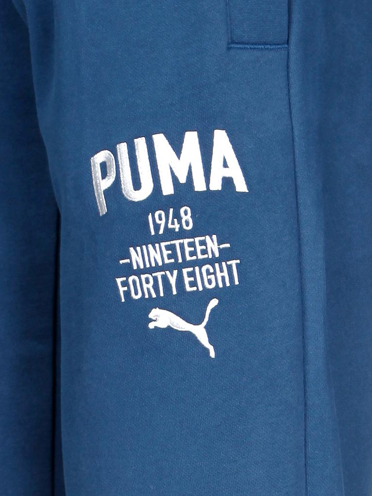 PUMA | Herren Trainings-Hose Athletic | blau