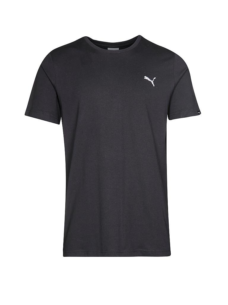PUMA | Herren Trainings-Shirt Ess | schwarz