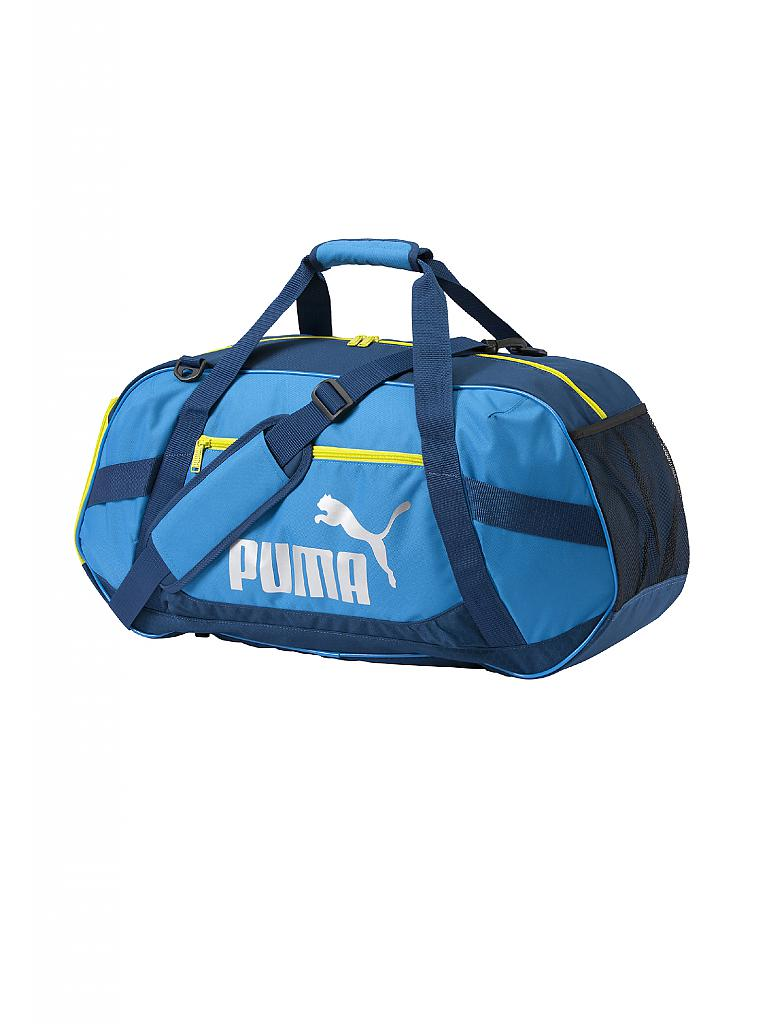 PUMA | Trainingstasche Duffle M | blau