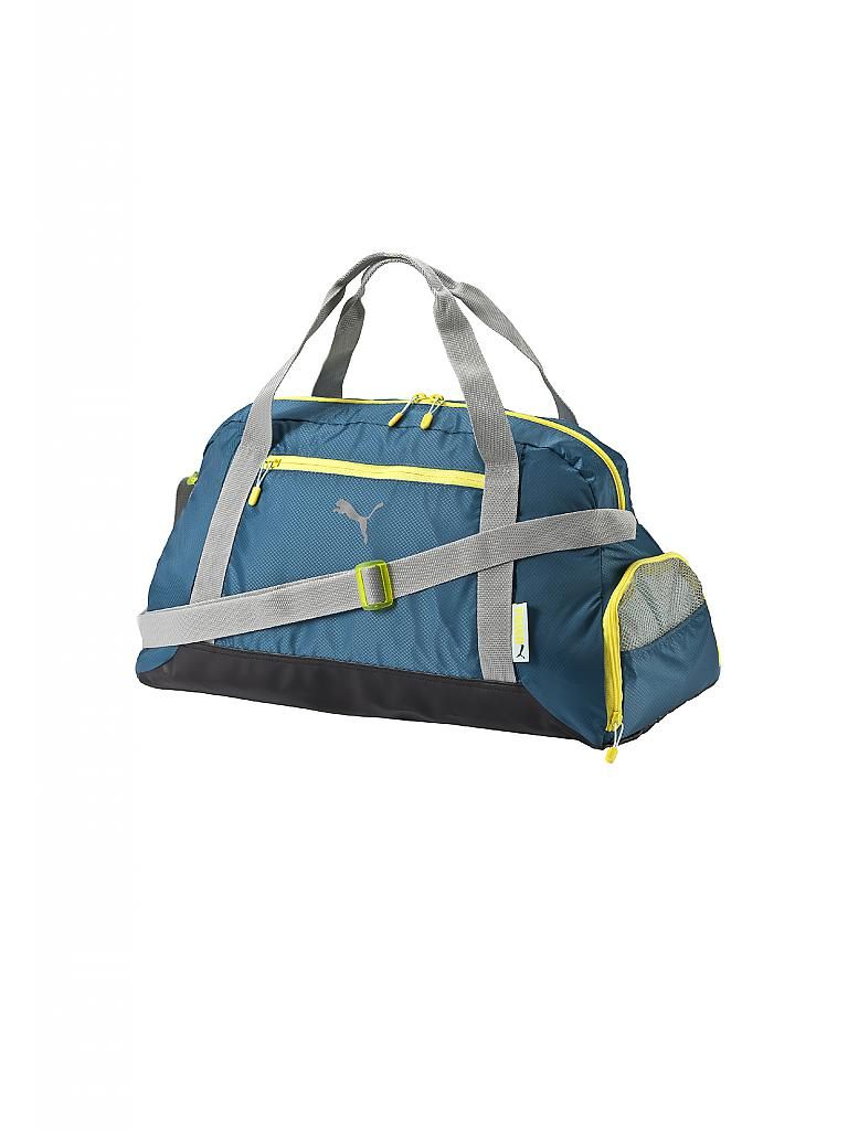 PUMA | Trainingstasche Duffle | blau