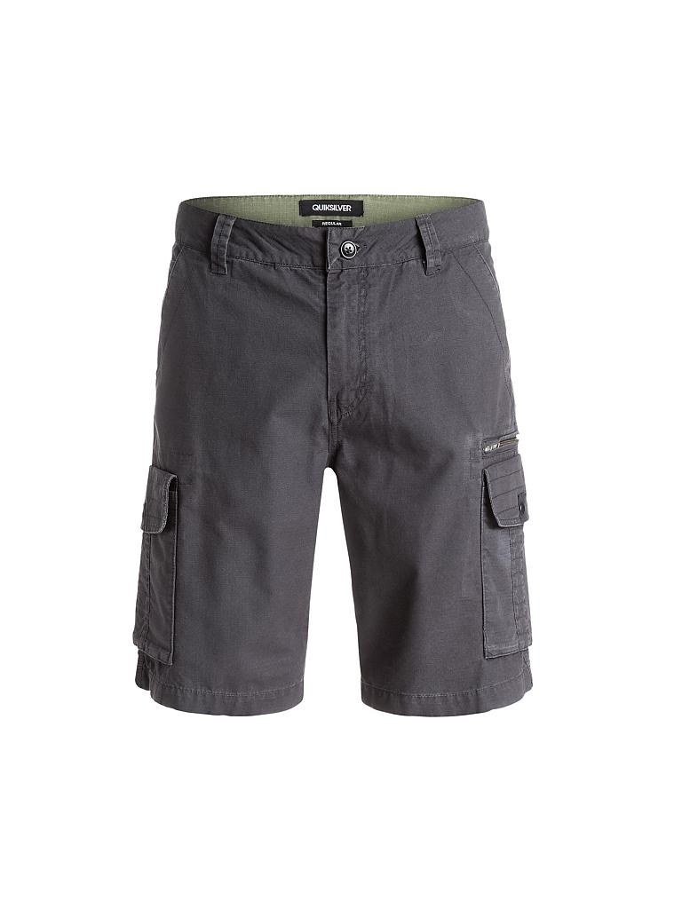 QUIKSILVER | Herrenshorts Time After Time Ripstop | schwarz
