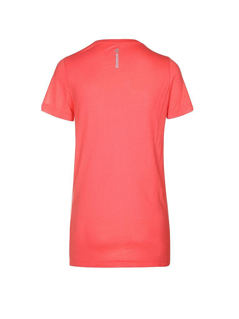 REEBOK | Damen Yoga-Shirt | rot