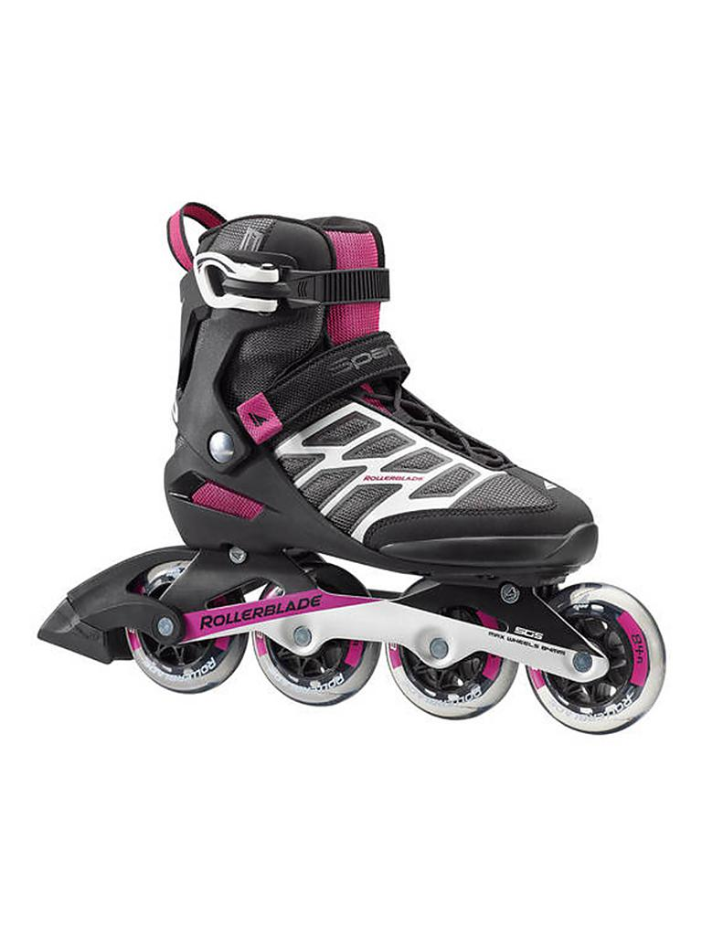 rollerblade damen inline skates spark 84 schwarz 37. Black Bedroom Furniture Sets. Home Design Ideas