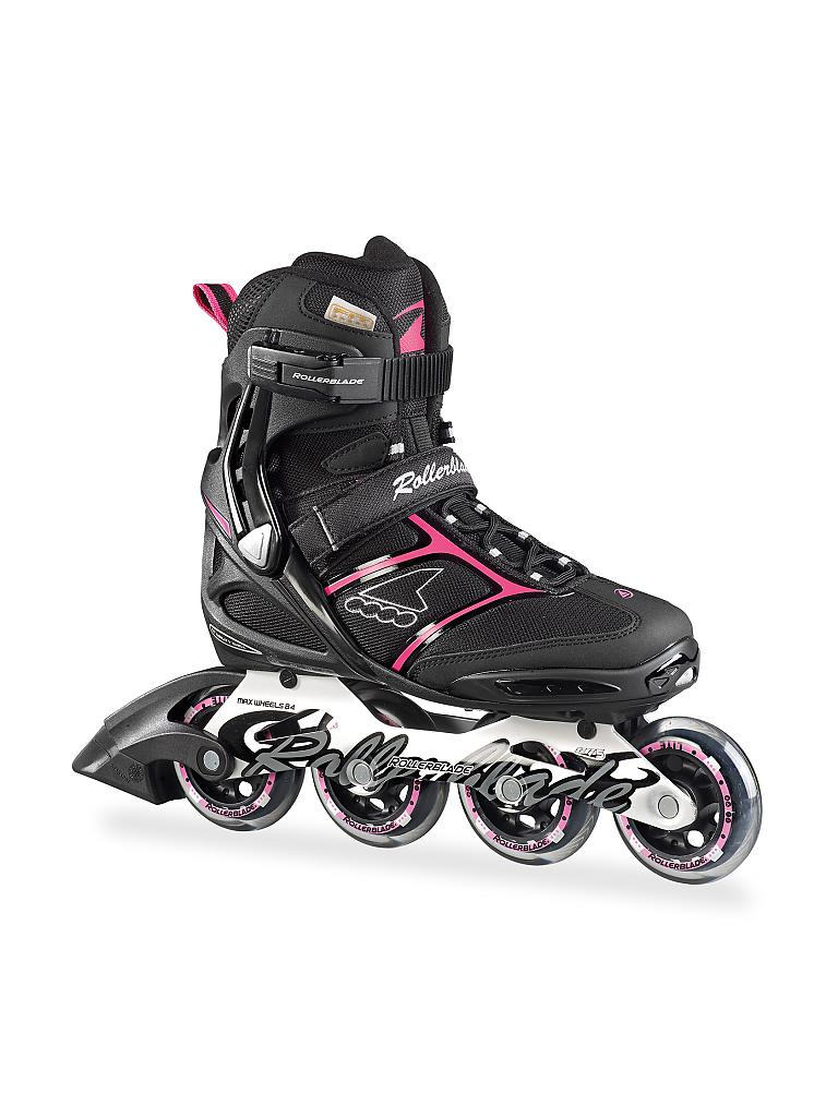 rollerblade damen inline skates spark xt82 schwarz 37. Black Bedroom Furniture Sets. Home Design Ideas