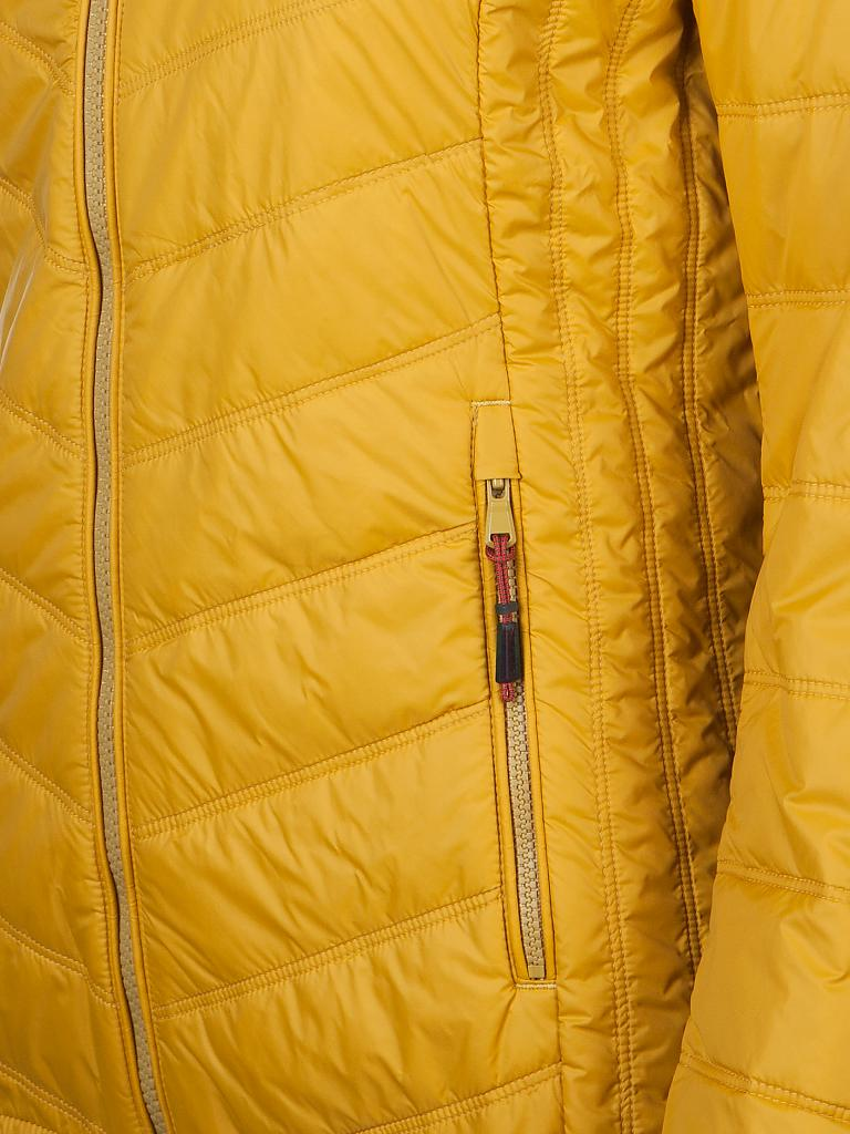 SALEWA | Damen Isolationsjacke Pordoi | gelb