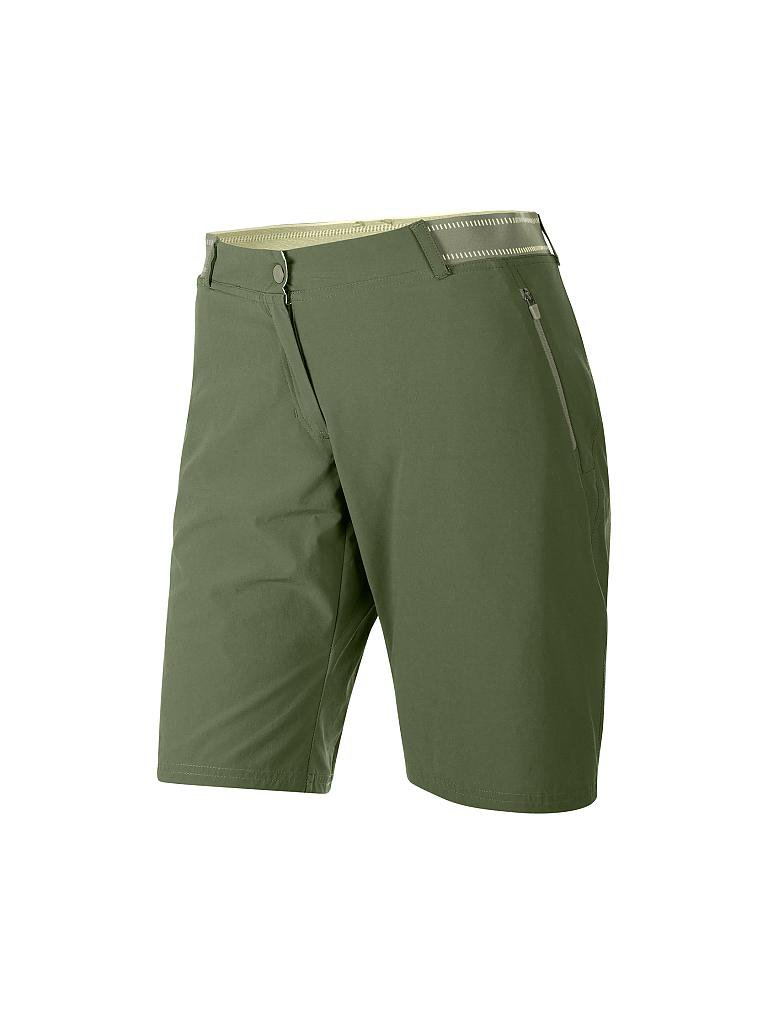 salewa damen wandershort pedroc bermuda shorts gr n 34. Black Bedroom Furniture Sets. Home Design Ideas