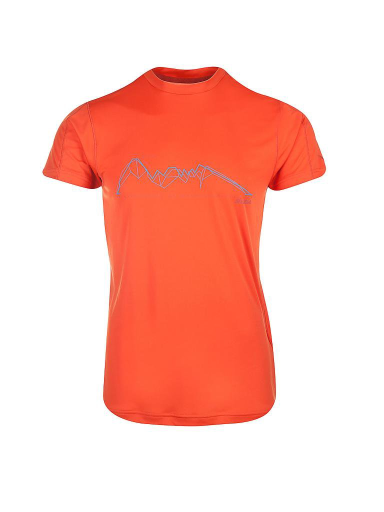 SALEWA | Herren Funktionsshirt Sassolungo Dry | orange