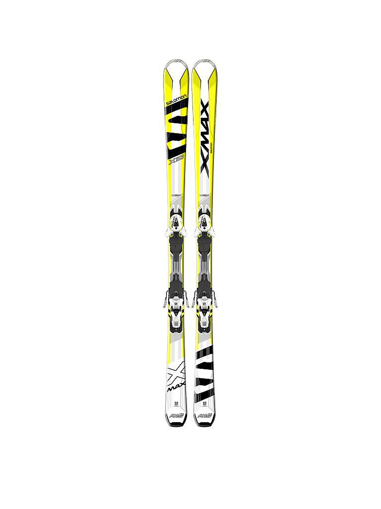 SALOMON | Allmountain Ski-Set X-Max X10 | gelb