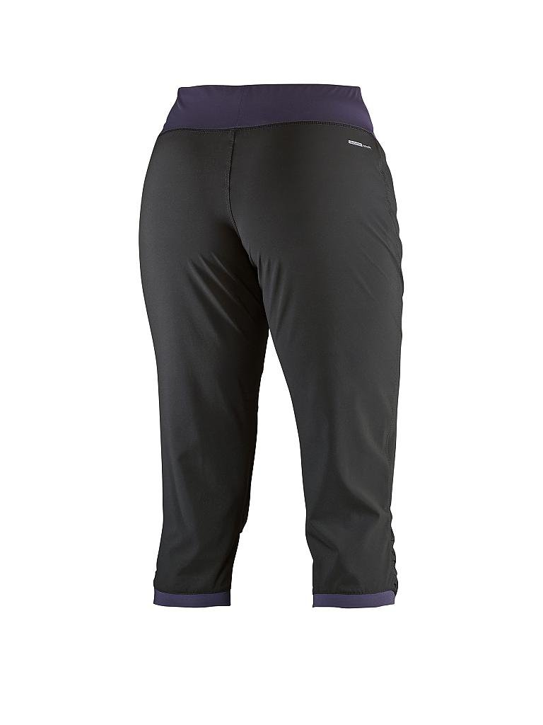 SALOMON | Damen Caprihose Elevate | schwarz