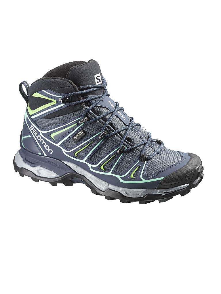 SALOMON | Damen Hikingschuh X Ultra Mid 2 GTX | grau