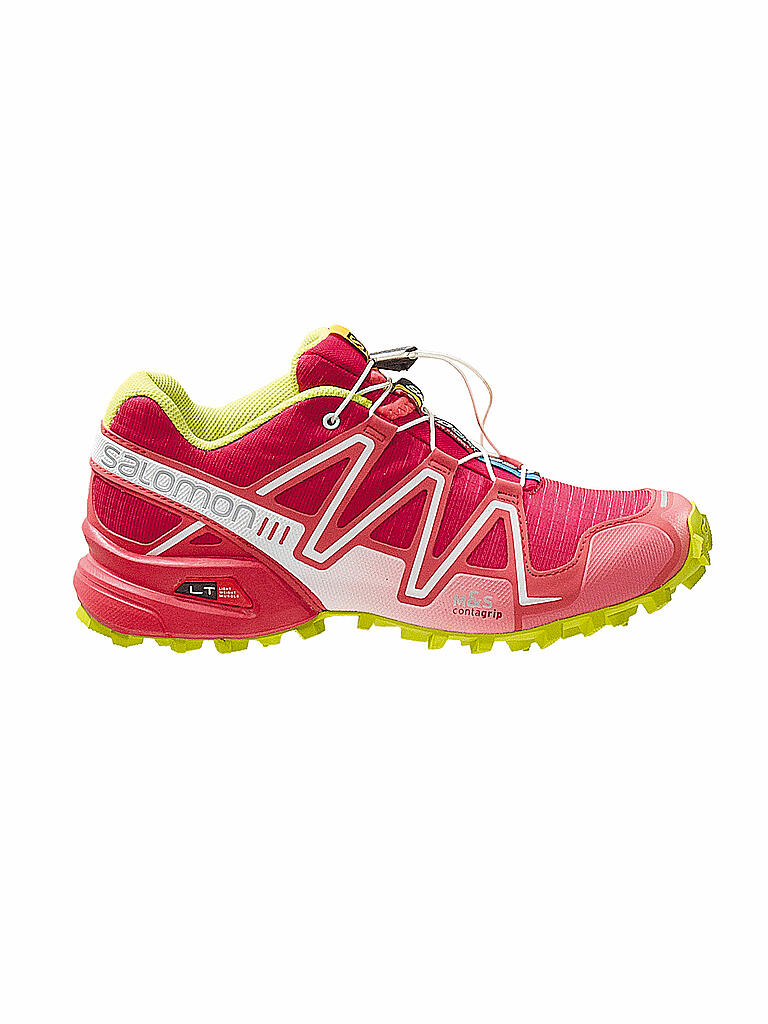 SALOMON | Damen Laufschuh Speedcross 3 | rosa
