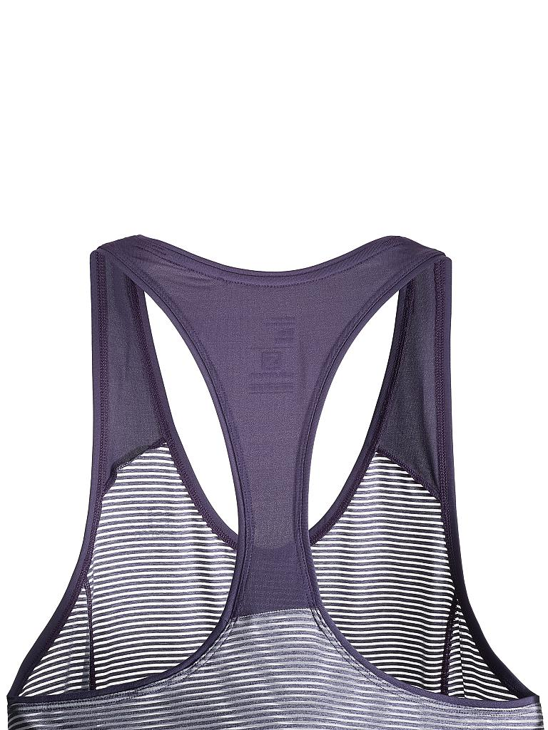 SALOMON | Damen Lauftank Elevate Tunic | lila