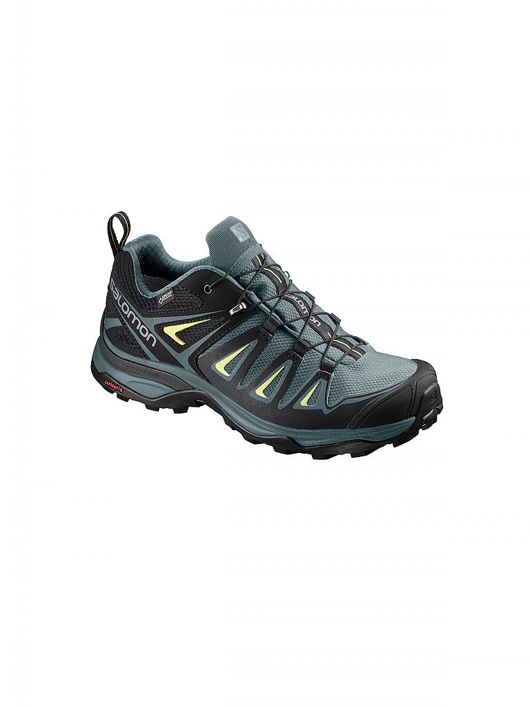 SALOMON | Damen Multifunktionsschuhe X Ultra 3 GTX | petrol