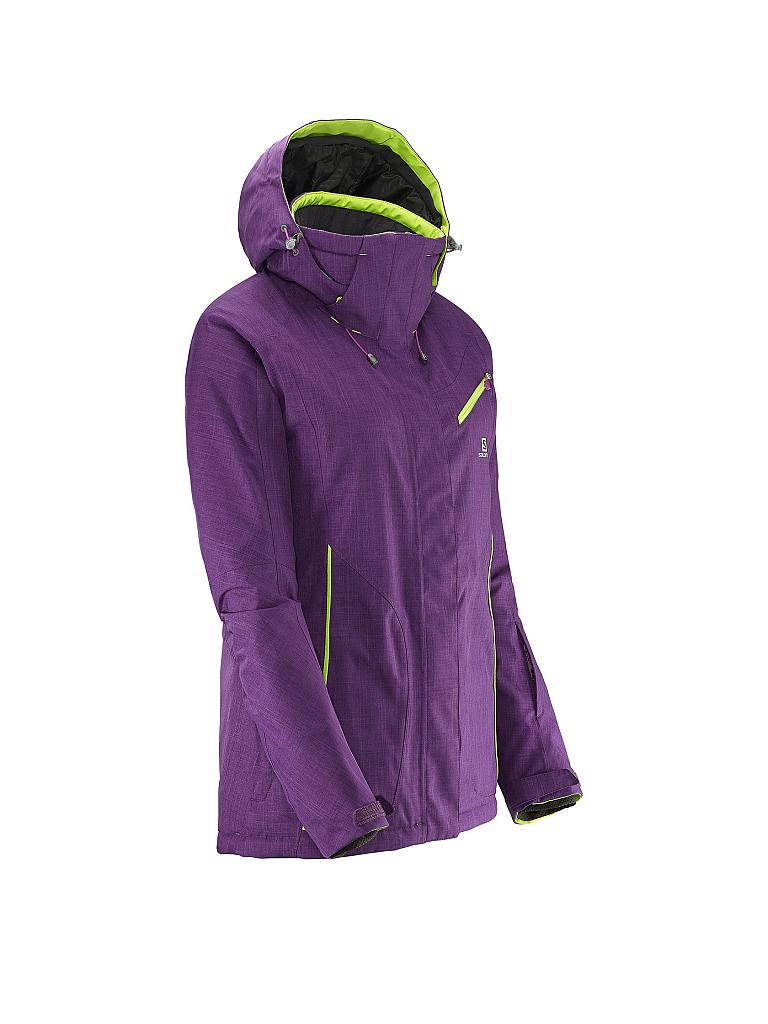 Salomon skijacke damen amazon
