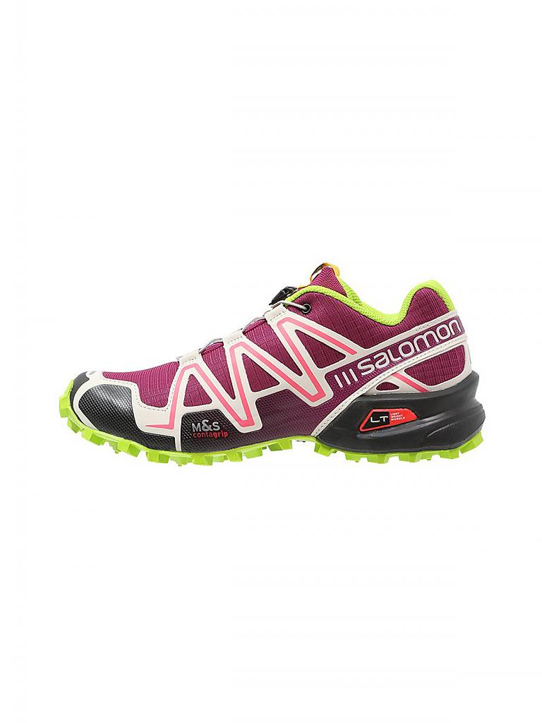 SALOMON | Damen Traillaufschuh Speedcross 3  | lila