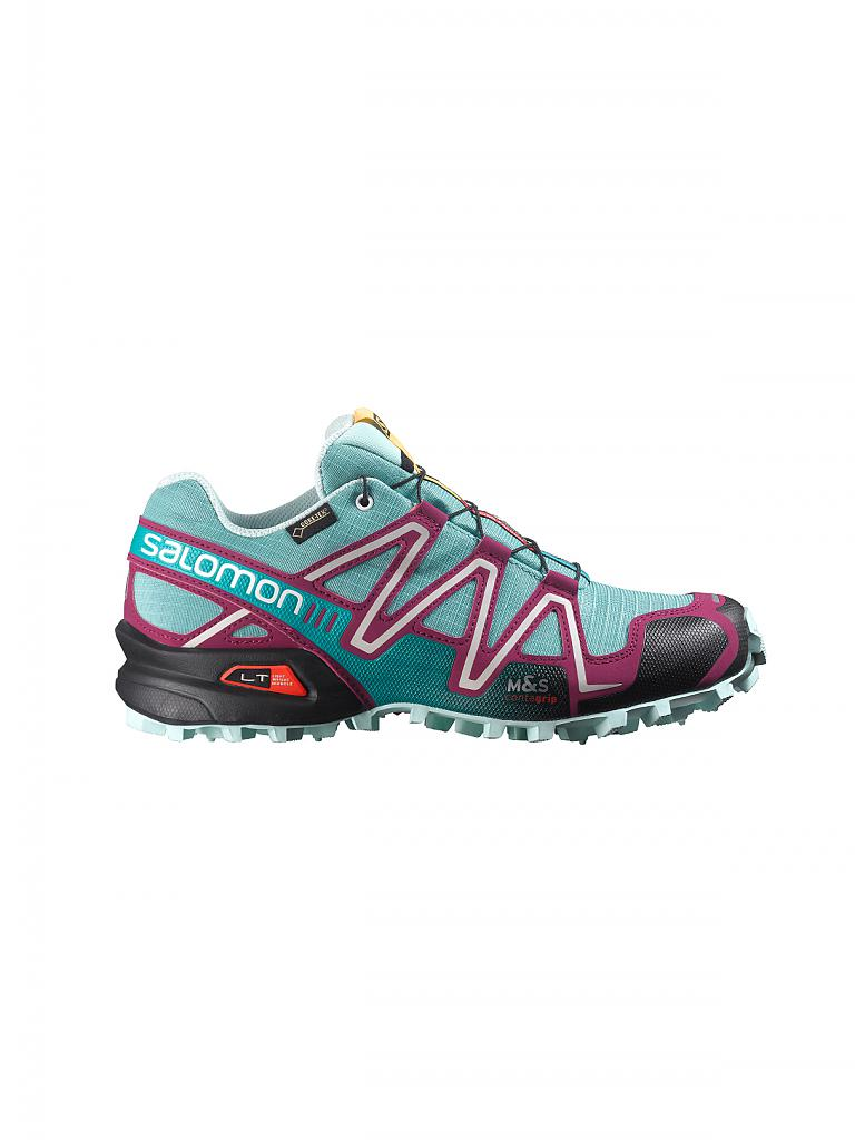 SALOMON | Damen Traillaufschuh Speedcross 3 GTX | blau