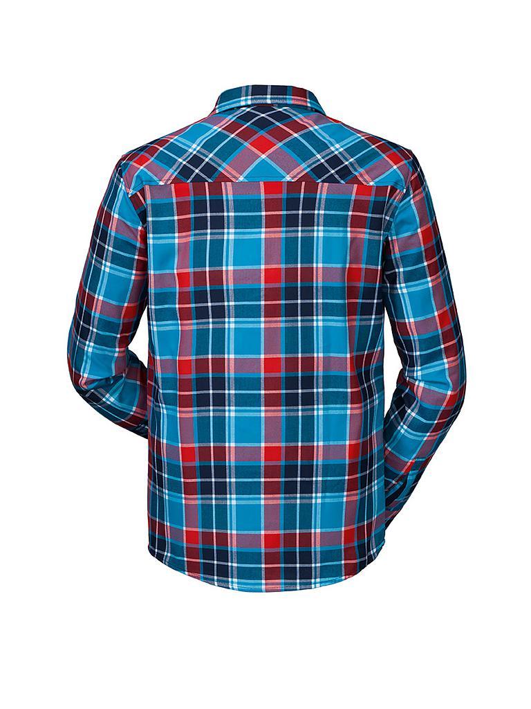 Sch ffel herren outdoorhemd maastricht1 bunt l for Designhotel maastricht comfort xl