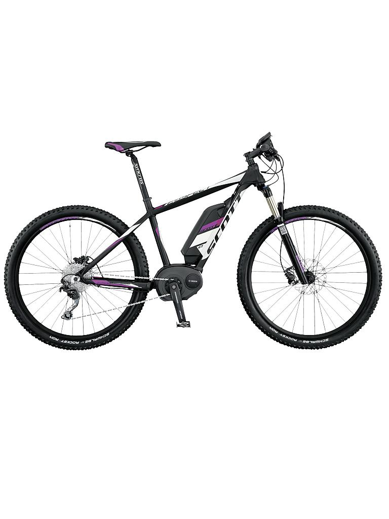 SCOTT | E-Mountainbike E-Aspect Contessa 720 Lady | schwarz