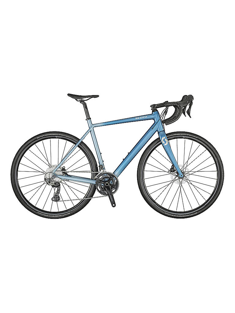 SCOTT | Gravel Bike Speedster Gravel 20 2021 | blau