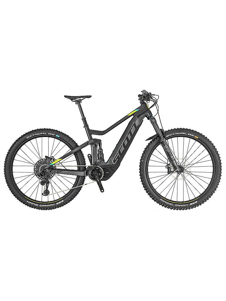scott herren e mountainbike 29 genius eride 910 2019 grau m