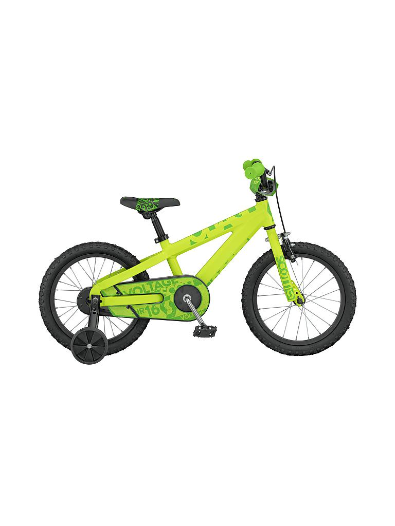 "SCOTT | Kinderfahrrad 16"" Voltage JR 