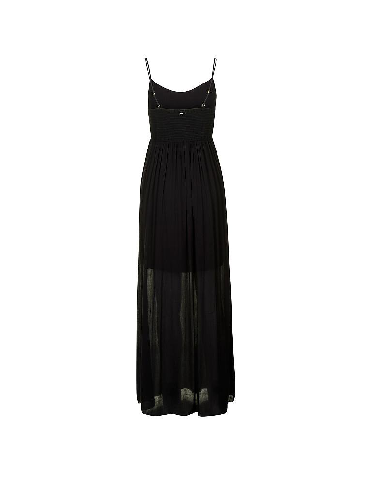 SEAFOLLY | Damen Strandkleid Bowery Dress | schwarz
