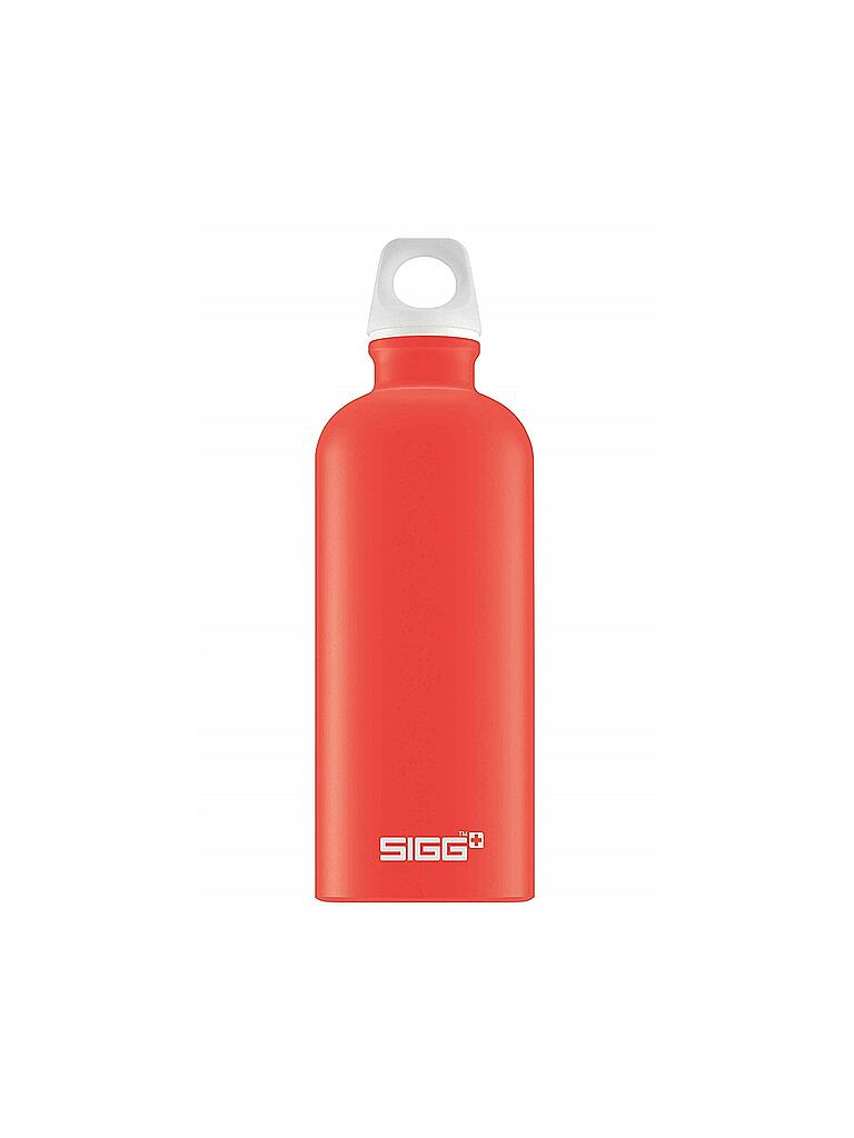 SIGG | Trinkflasche Fabulous 0,6 L | orange