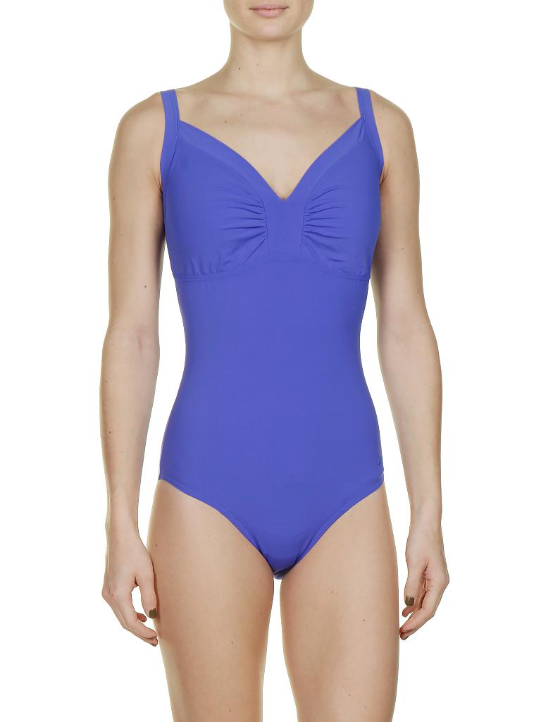 SPEEDO | Damen Badeanzug Sculpture Watergem | blau