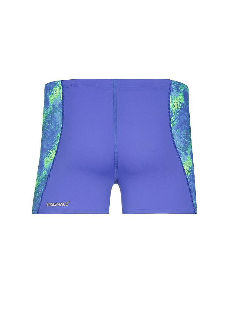 SPEEDO | Herren Beinbadehose Curve Panel Aquashort  | blau