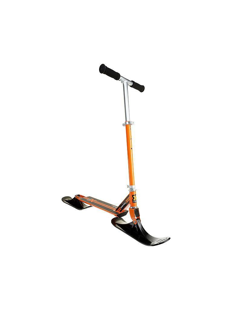 stiga schneescooter snow kick cross orange. Black Bedroom Furniture Sets. Home Design Ideas