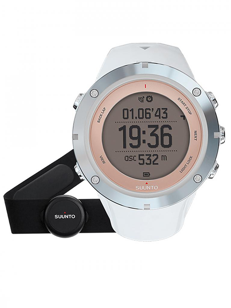 SUUNTO | Outdooruhr Ambit 3 Peak HR | grau