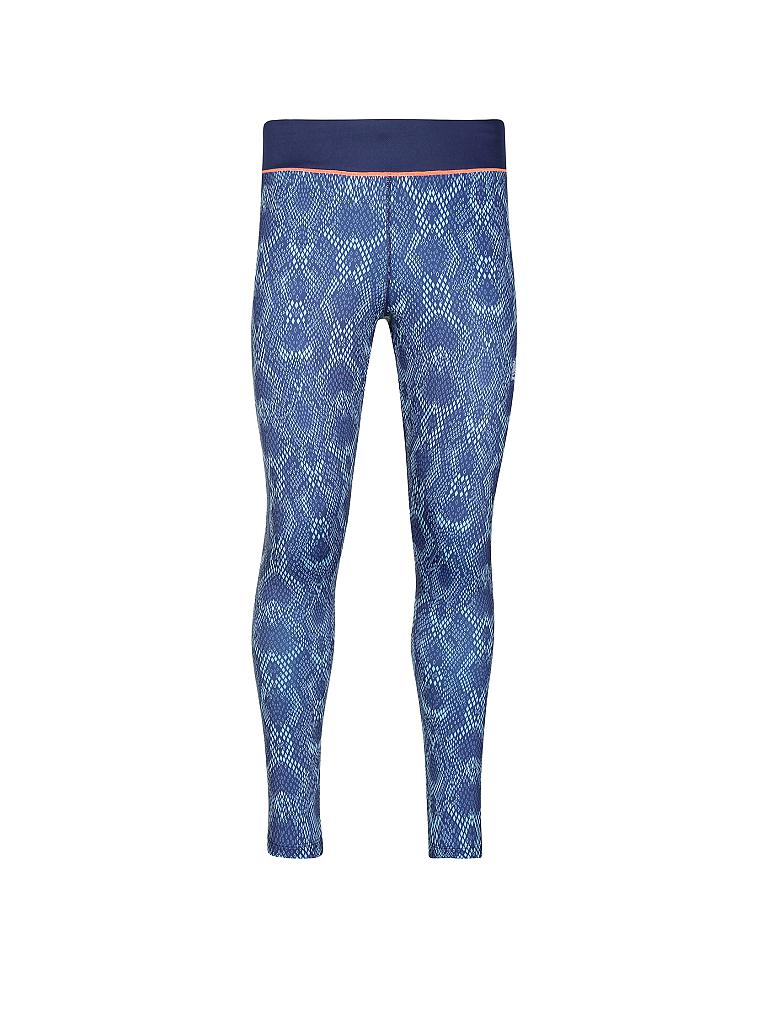 TAO | Damen Lauftight Pulse | blau