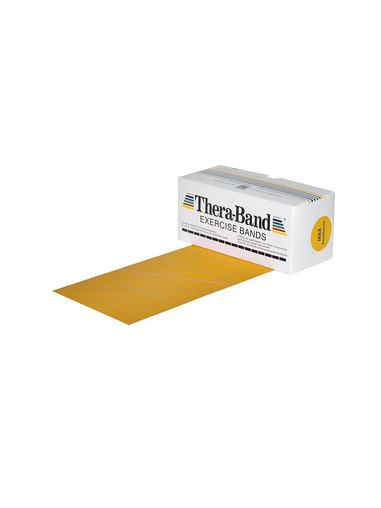 THERA-BAND | Thera-Band 5.5m stark | gold