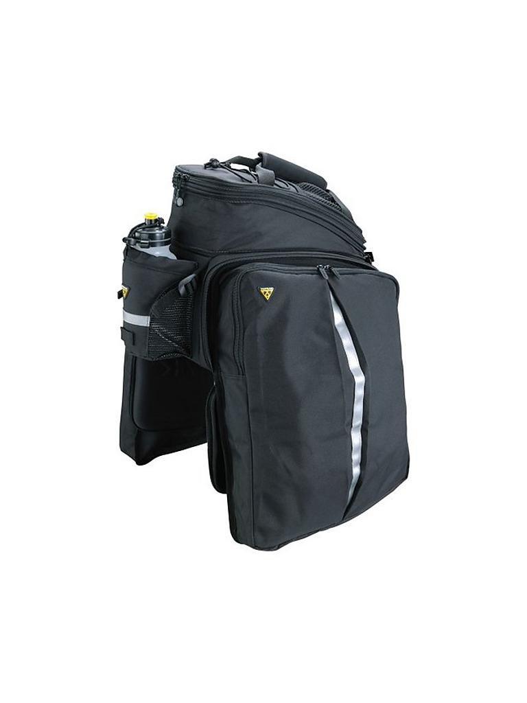 topeak fahrrad packtasche mtx trunkbag tour dx schwarz. Black Bedroom Furniture Sets. Home Design Ideas