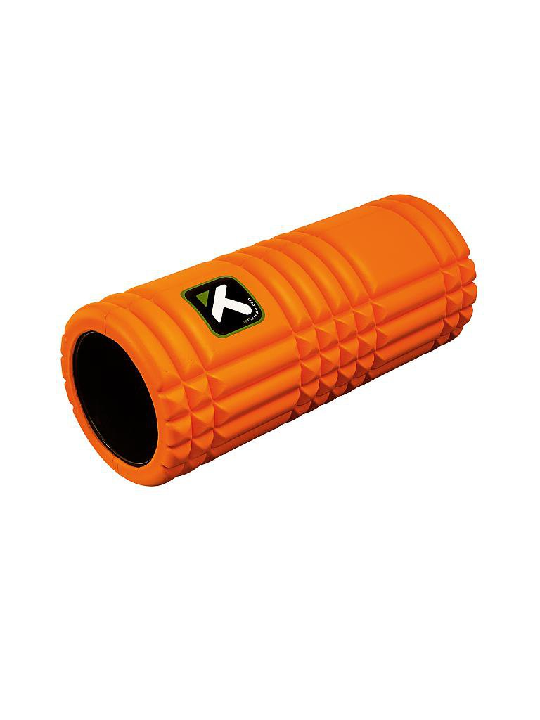 trigger point foamroller the grid orange. Black Bedroom Furniture Sets. Home Design Ideas