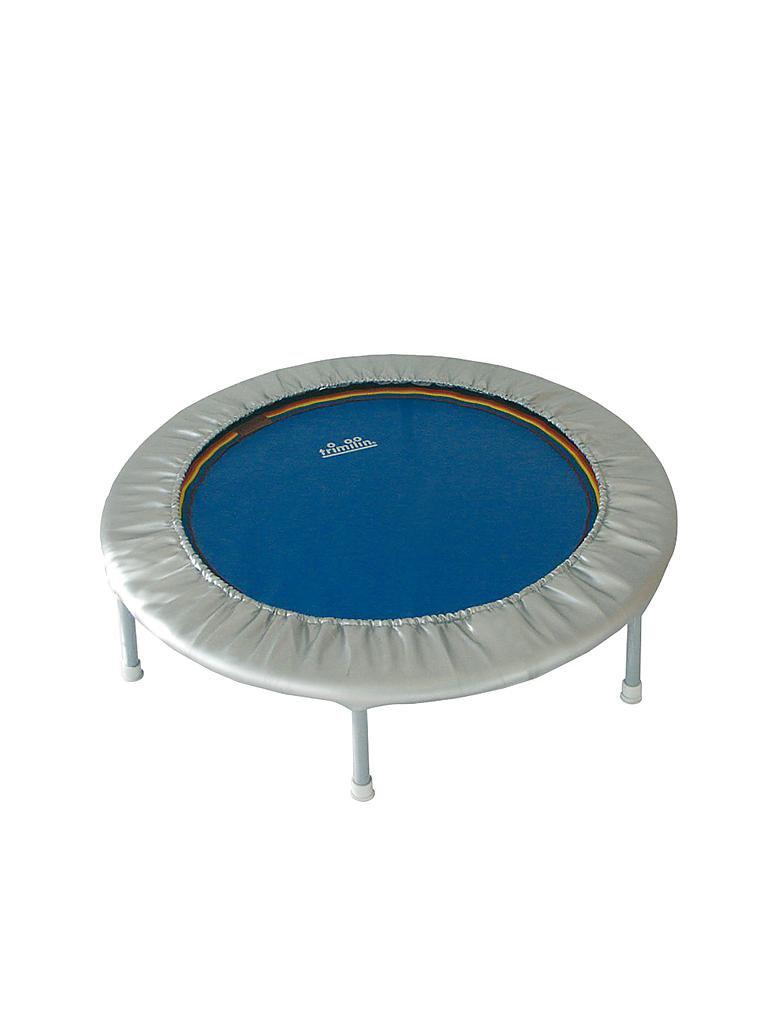 trimilin trampolin med blau. Black Bedroom Furniture Sets. Home Design Ideas