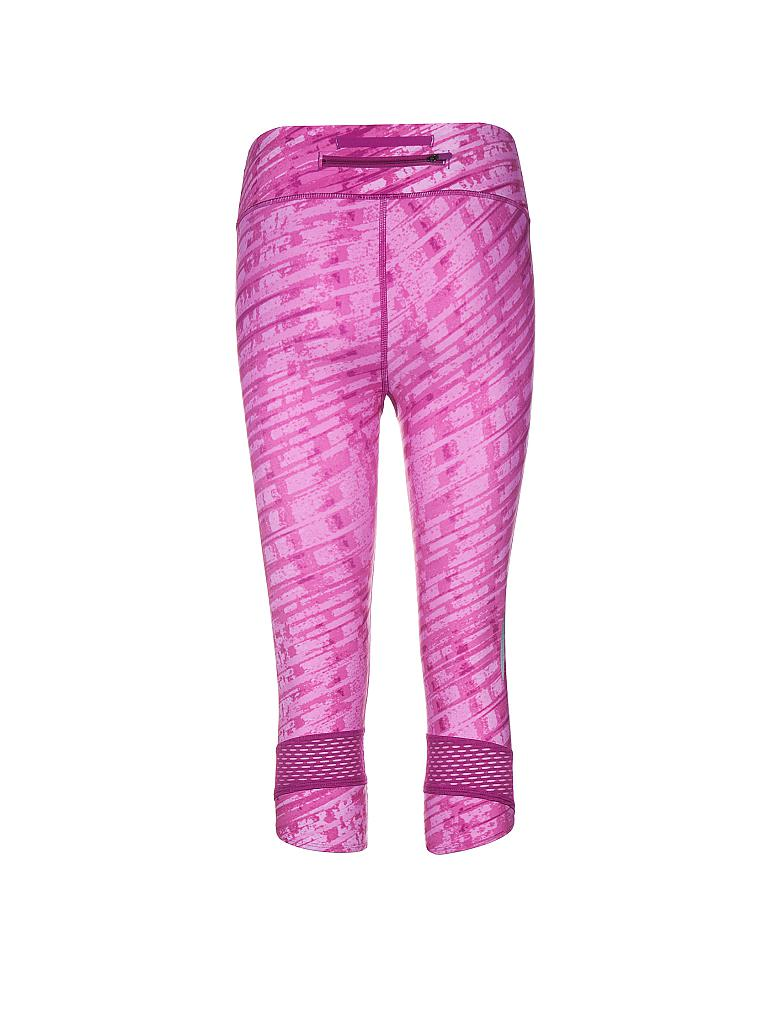 UNDER ARMOUR | Damen 3/4 Laufshort Fly by Comp | lila